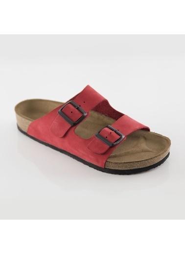 Ballerins Sandalet Kırmızı